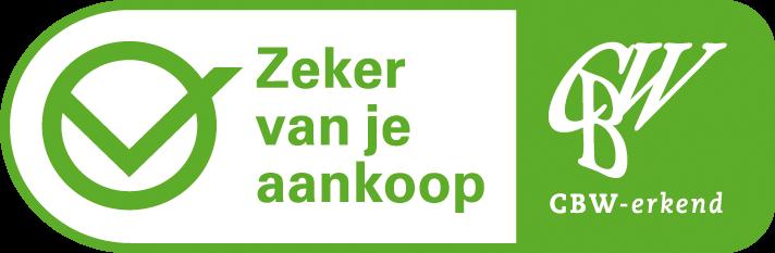 Mooist.nl is CBW erkend