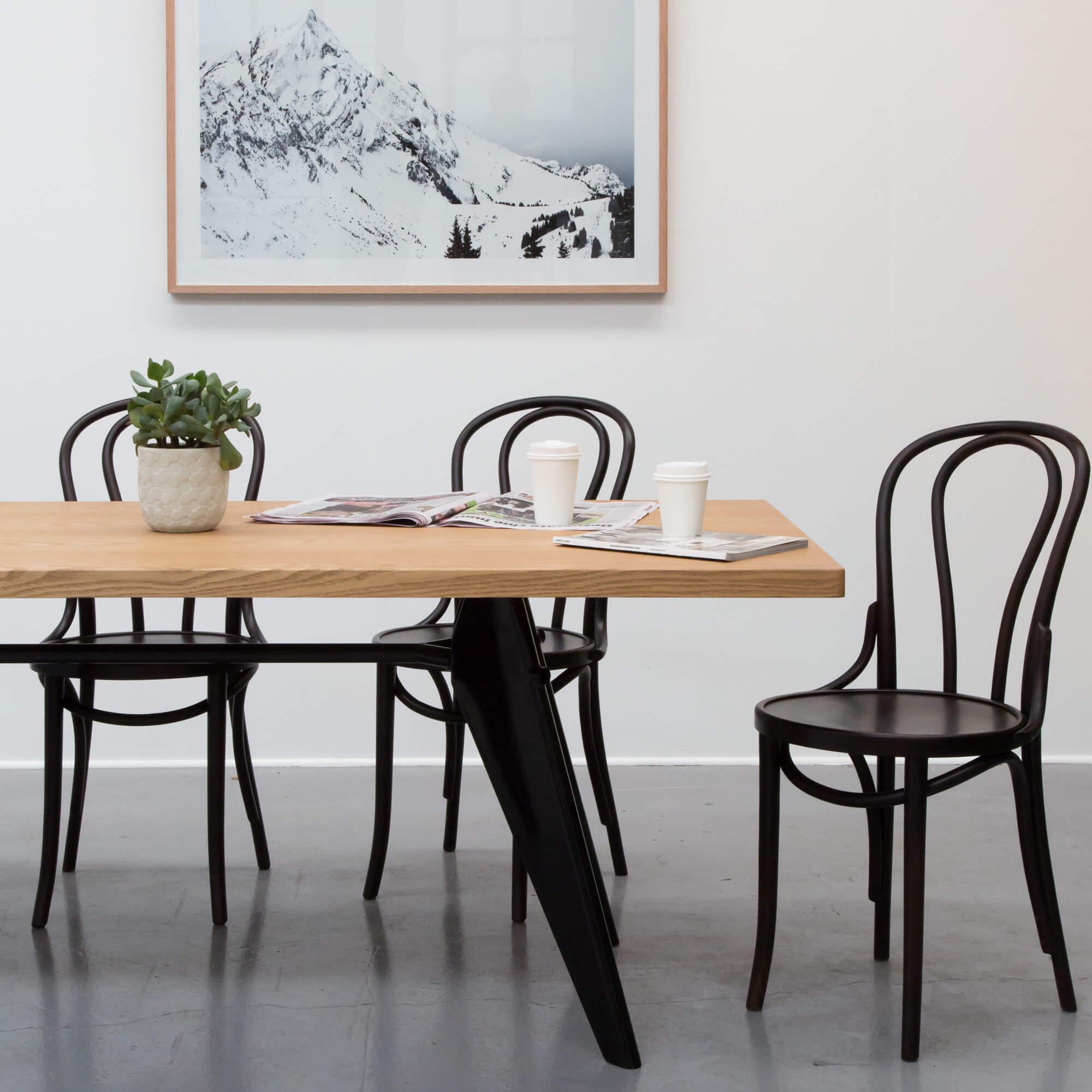 thonet stoelen Résultat Supérieur 50 Merveilleux Thonet Stoel Galerie 2017 Kgit4